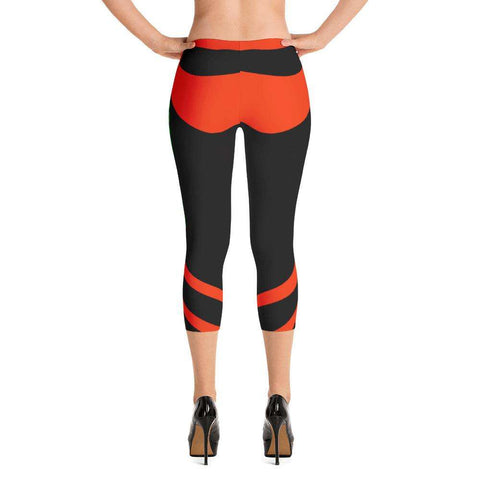 Peachy Yoga Capri - Ultimate Yoga Bliss, Yoga Leggings, Yoga Pants, Yoga Tops