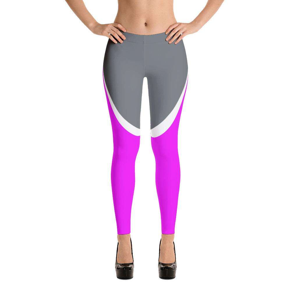Pink Panther Leggings - Ultimate Yoga Bliss, Yoga Leggings, Yoga Pants, Yoga Tops