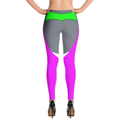 Ultimate Yoga Bliss:Pink Panther Leggings,[variant_title],Yoga Leggings, Yoga Capri, Yoga Clothing, Yoga accessories
