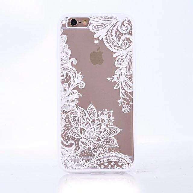 Sexy Lace Mandala Flower iPhone Case- Delightful Charm for Your Phone - Ultimate Yoga Bliss, Yoga Leggings, Yoga Pants, Yoga Tops