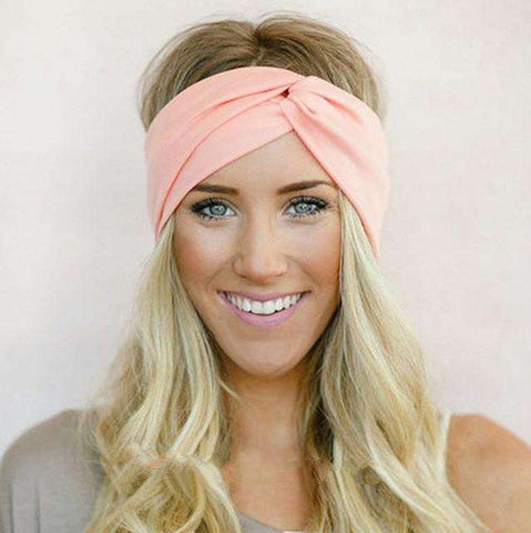 Twist Elasticity Turban Headbands for Sports and Yoga- Hair Accessory with a Twist - Ultimate Yoga Bliss, Yoga Leggings, Yoga Pants, Yoga Tops
