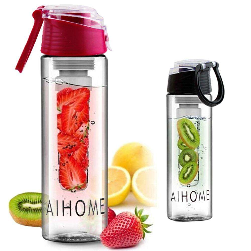 Ultimate Yoga Bliss:Water bottle with fruit infuser 800ml.,[variant_title],Yoga Leggings, Yoga Capri, Yoga Clothing, Yoga accessories