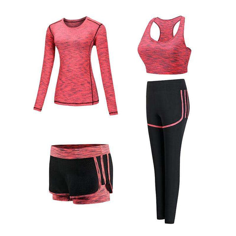 Women Yoga gym fitness clothing sets. - Ultimate Yoga Bliss, Yoga Leggings, Yoga Pants, Yoga Tops