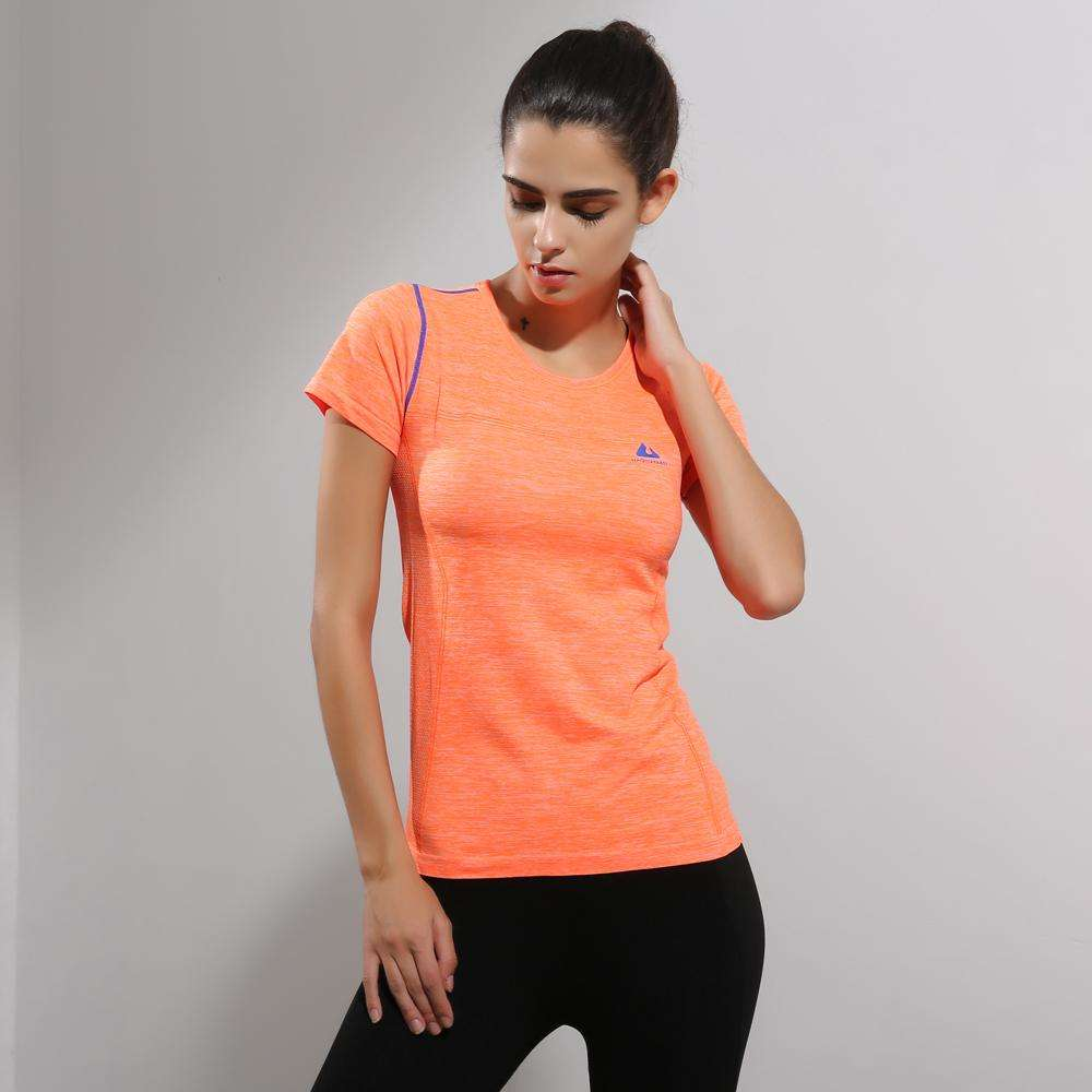 Yoga Compression Women Sport T-shirts. - Ultimate Yoga Bliss, Yoga Leggings, Yoga Pants, Yoga Tops