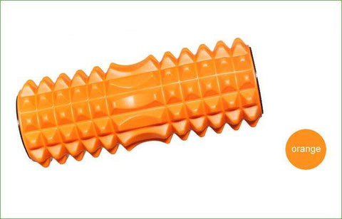 Ultimate Yoga Bliss:YR01 Fitness Yoga Foam Roller,Orange,Yoga Leggings, Yoga Capri, Yoga Clothing, Yoga accessories