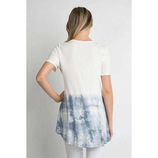 Aria Lush Ombre With Front Lace Top