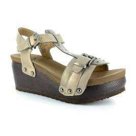 Tabitha Buckle Wedge