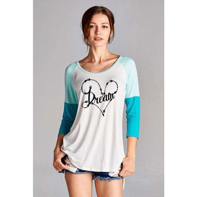 Dream Soft Touch Tee