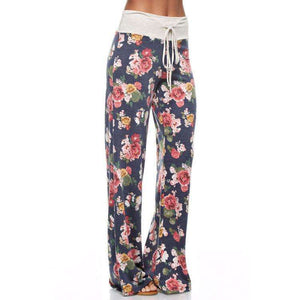 Pretty Floral Lounge Pants