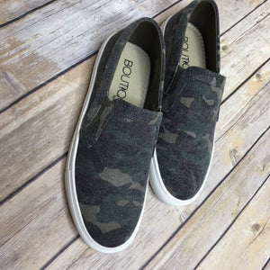 Jungle Camo Sneakers