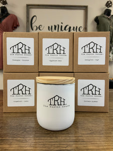 The Rustic House Scented Candles