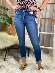 Lexi High Waisted Skinny Jeans