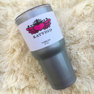 Dipped and Fabulous Thermal Cup