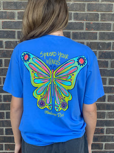 """Spread Your Wings"" T-Shirt"