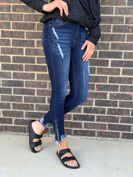 Ashleigh Ankle Skinny Jeans