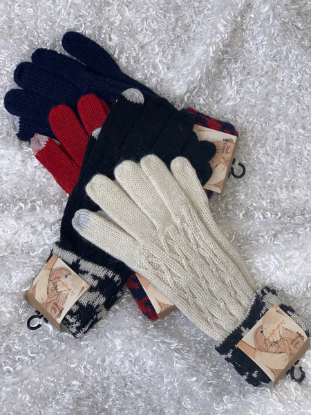 City Crush Touch Friendly Gloves