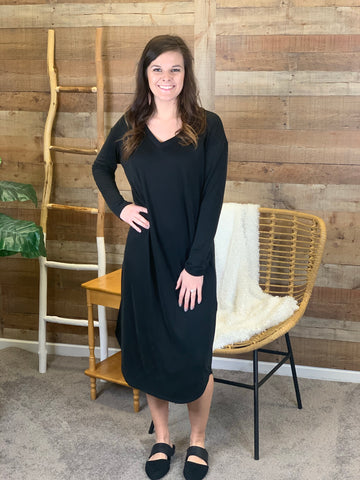 Lurlene Black Flowy Dress