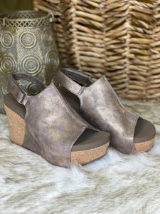 Claudette High Wedge