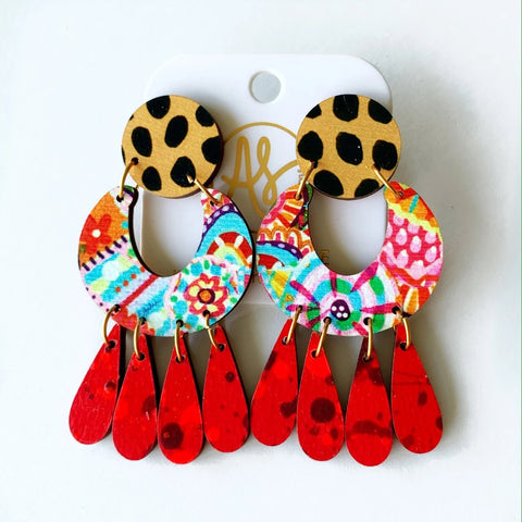 Gayle Earrings
