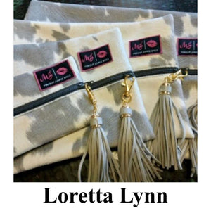 Makeup Junkie Bag Loretta Lynn