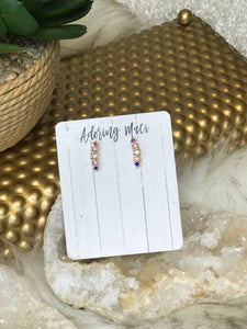 Rylie Rhinestone Earrings