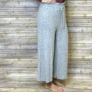 Eudora Brushed Knit Smocking Pants