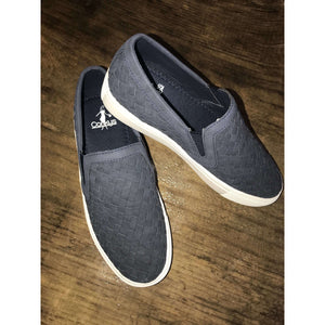 Powder Navy Sneaker