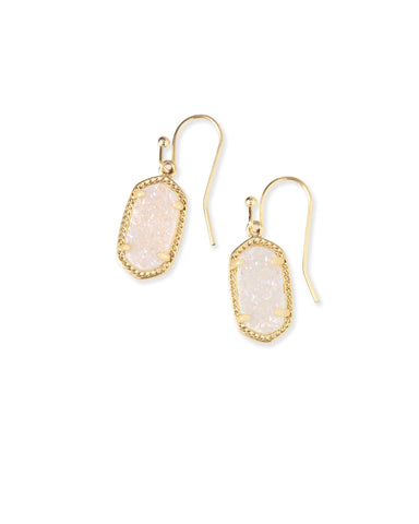 Kendra Scott Lee Drop Drusy Earrings