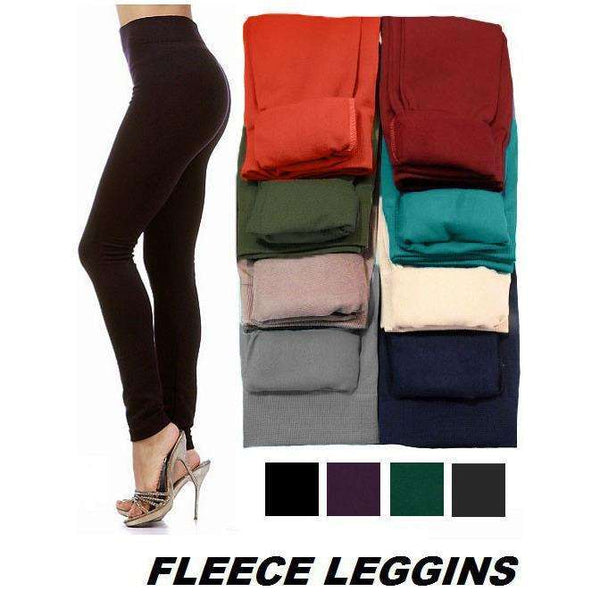 Warm Me Up Fleece Lined Leggings
