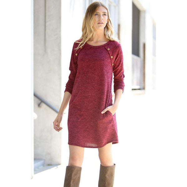 Carla Pocket Dress
