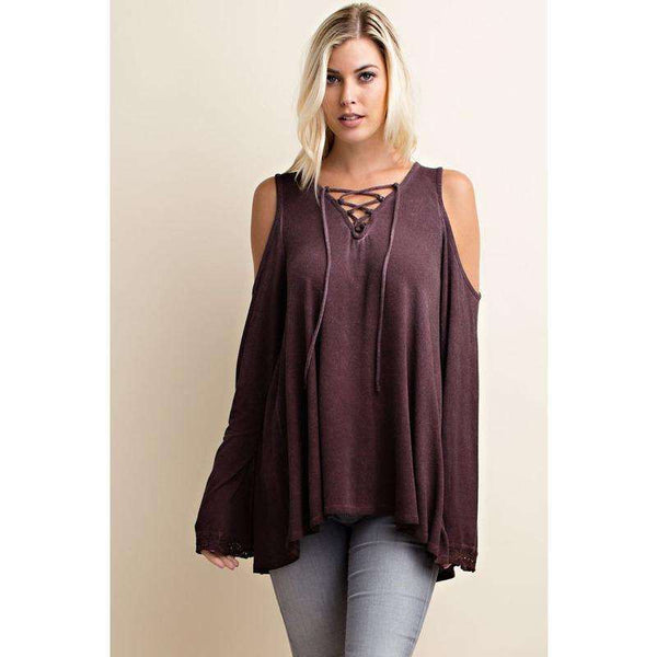 Nadia Stringy Top