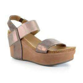 Wedge Brushed Bronze