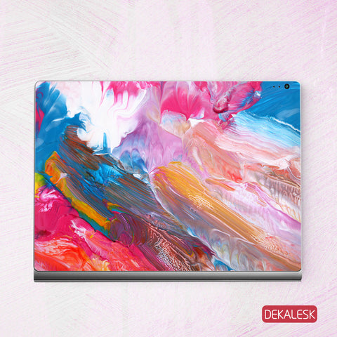 Beautiful Strokes - Surface Book Skin - DEKALESK