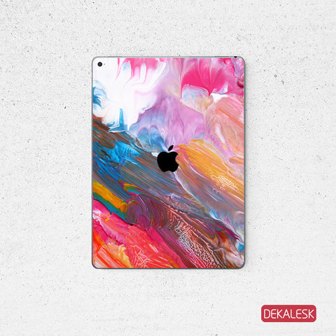 Beautiful Strokes - iPad Pro Skin - DEKALESK