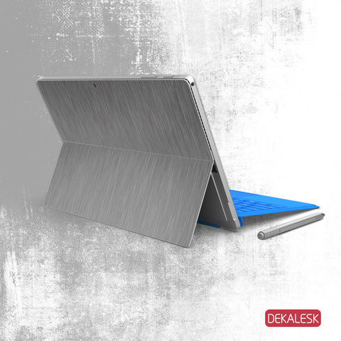 Metallic - Surface Pro 3/4 Skin - DEKALESK
