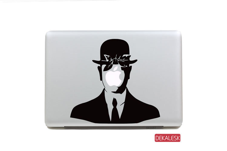 Black Man - MacBook Decal Sticker - DEKALESK