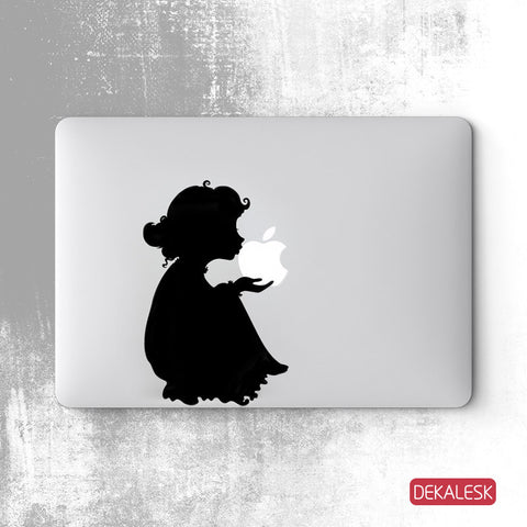 Angel - MacBook Decal - DEKALESK