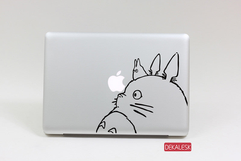 Toroto - MacBook Decal Sticker - DEKALESK