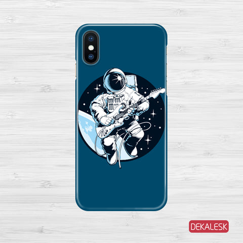 Astronaut- iPhone X iPhone XR iPhone 7 or 7 Plus, 6 or 6s Plus, iPhone 8 Cases - DEKALESK