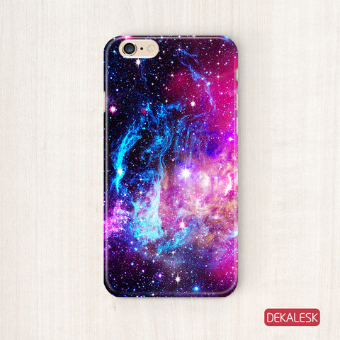 Pink Nebula - iPhone 6/6S Cases - DEKALESK