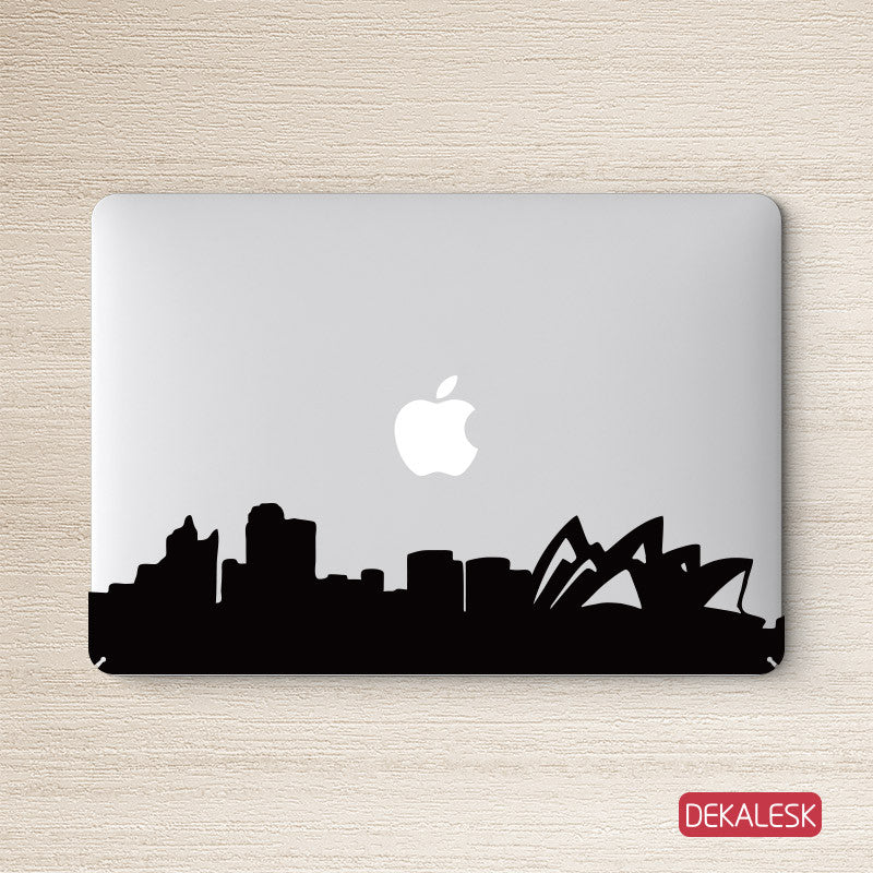 Sydney Opera House - MacBook Decal - DEKALESK