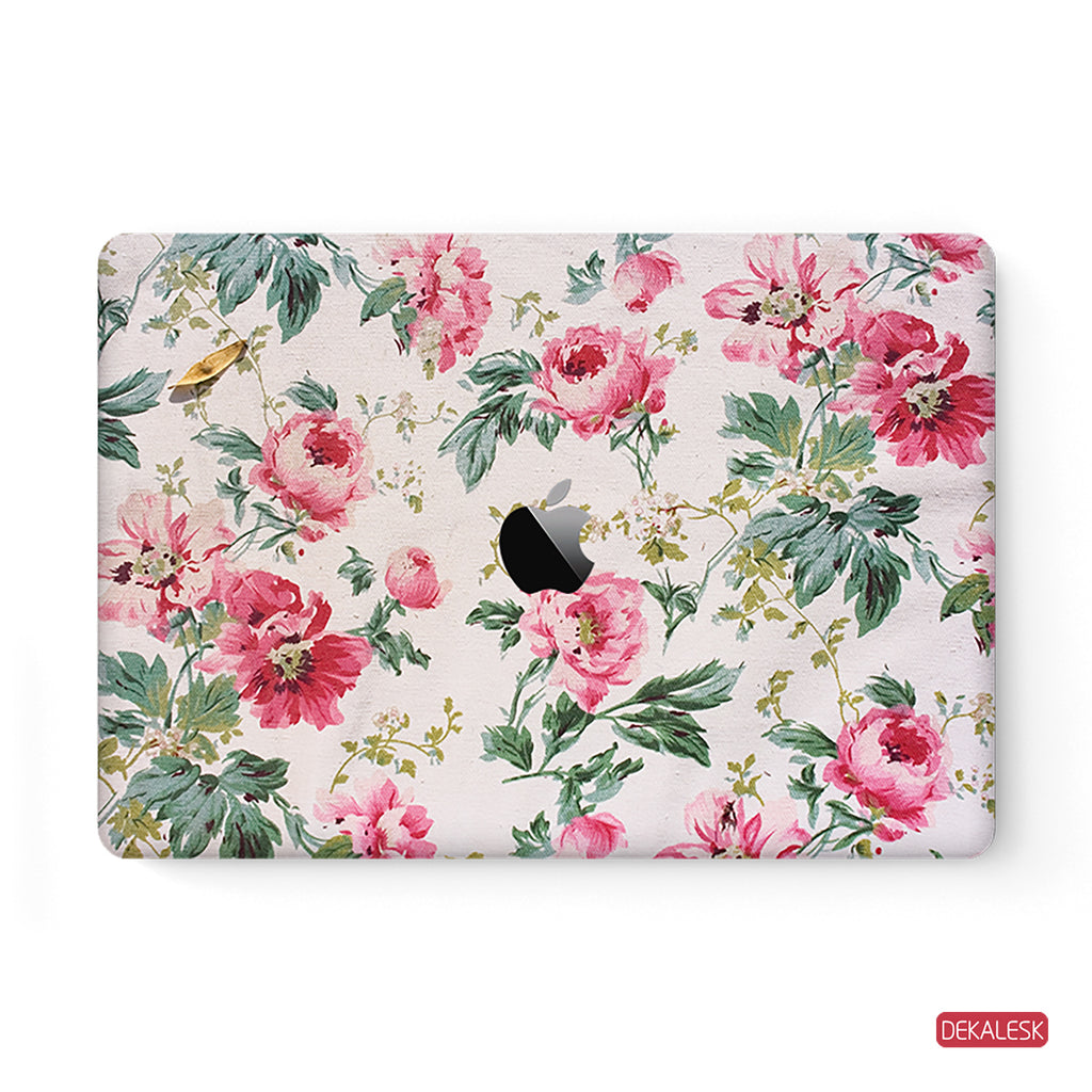 Summer Flora- MacBook Skin - DEKALESK