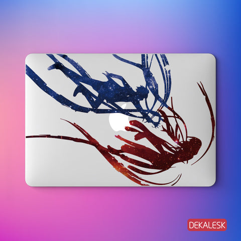 Guilty Crown - MacBook Decal - DEKALESK