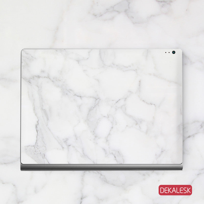 Marble - Surface Book Skin - DEKALESK