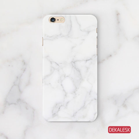 Faint Marble - iPhone 6/6S Cases - DEKALESK