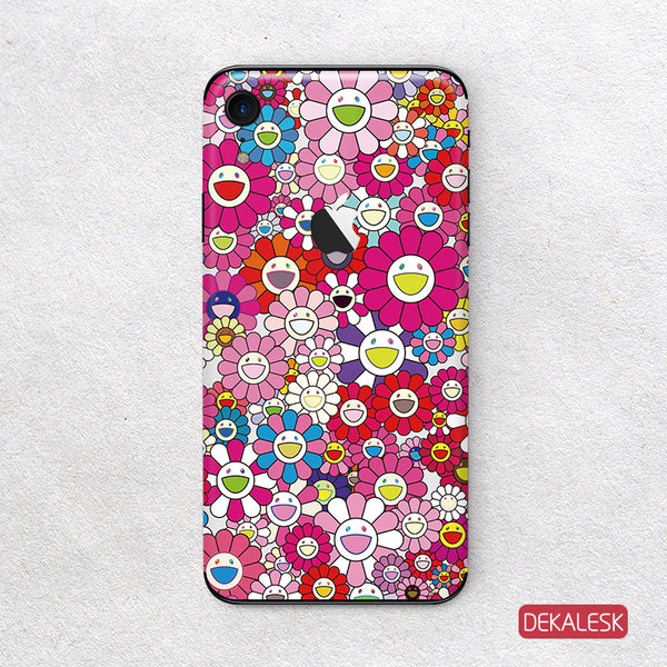 Murakami Takashi- iPhone X/XR iPhone 8 iPhone 8 plus iPhone 6/7 Skin - DEKALESK