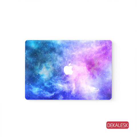 Vibrant Galaxy - MacBook Skin - DEKALESK