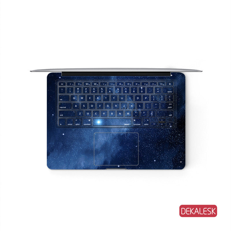 Shining Star - MacBook Keyboard Skin - DEKALESK