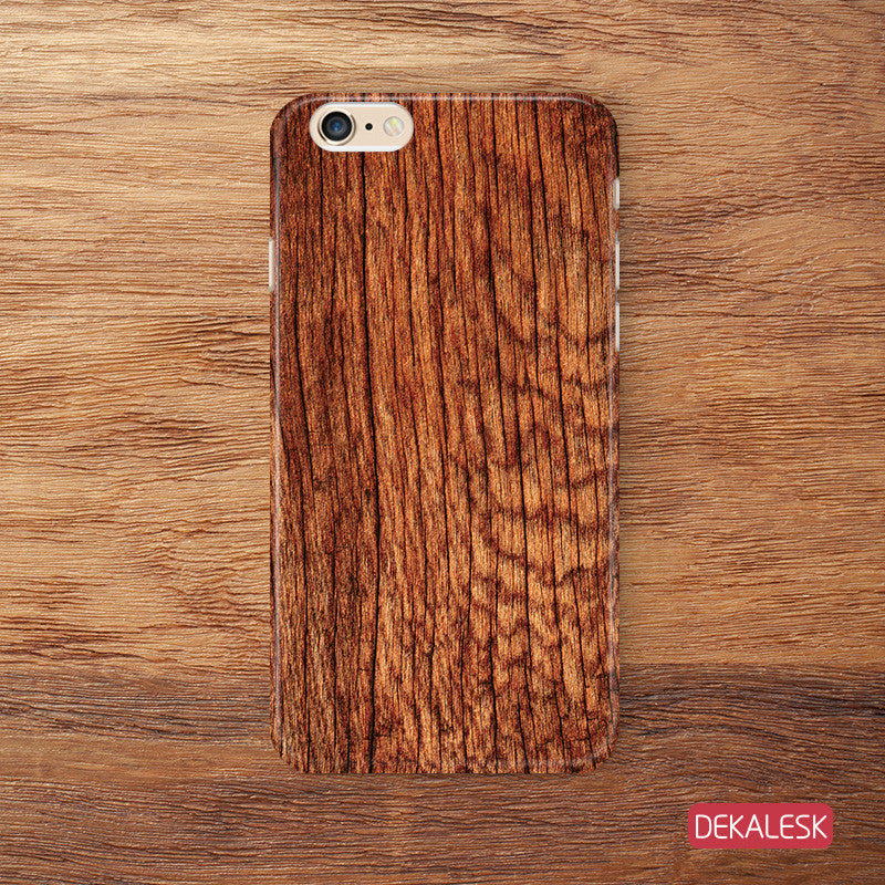 Tree Bark - iPhone 6/6S Cases - DEKALESK