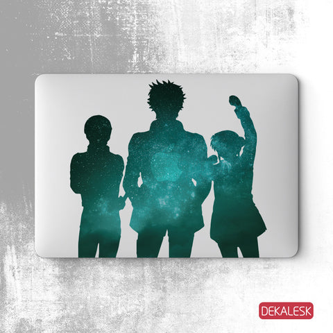 Gintama - MacBook Decal - DEKALESK